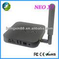 Minix neo x7 tv kutusu rk3188 dört çekirdekli mini pc 2g/16g wifi hdmi usb rj45 OTG sd kart optik xbmc