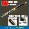 HD Video Pen Hidden Camera Mini DVR