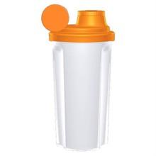 Plastic Cup Protein Shaker Bottle S03 model