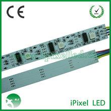 digital pixel rgb dmx LED Rigid light Bar smd5050 DC5V