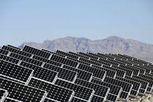 solar cells , solar panels