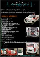 Hyundai H1 Ambulance new & used $ 12,000.00
