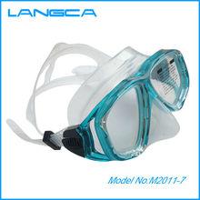 custom giovanile subacquei corallo nuoto maschera
