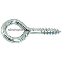 Closed eye screws carbon steel