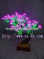 2013/14 caldo- vendita simulazione bonsai per luce di ciliegio