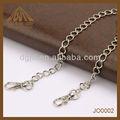bolsas de moda piezas con cadenas ganchos