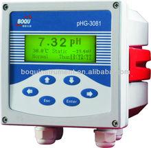 BOQU PHG-3081water Industrial On line ec Swimming Pool Digital PH Meter