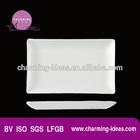 Hot Sale White Ceramic Flat Plate