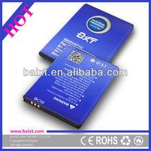 Mobile phone battery voltage/ mobile phone battery for nokia bl-4d N97Mini/E7/E5-00/E7-00/N8/E6