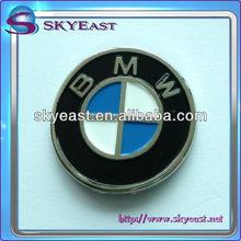Personnalisé Logo en métal plaque avec la couleur de l'émail pour tasses