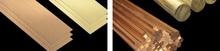 Latão brasagem haste de liga de várias tamanho made in japan C3601 C3602 C3603 C3604 C3605 C2600 C2700 C2720 C2300 C2400 C3771
