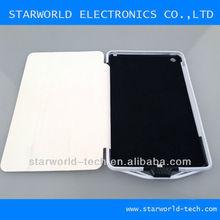 dustproof Rechargable Li-polymer 6500mah battery case for iPad mini tablet pc
