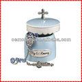 caixa de jóia elegante caixa de presente da decoração de mesa estilo princesa