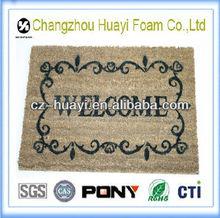 eco entrance welcome door mat