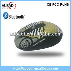 Ergonomic design wireless full color bluetooth mouse driver