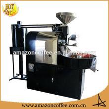 Coffee bean Roaster in factory 5kg/batch (DL-A724-S)