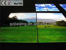 art led picture panel 1200*600 luminous virtual window