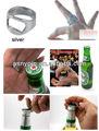 funcy bague en métal ouvre bouteille de bière