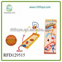 Plastic Fingerboard Mini Basketball Game