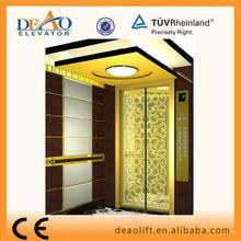 13 Person Small Machine Room Passenger Elevator