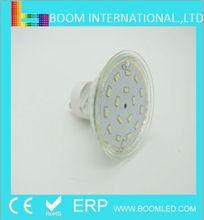 Top quality 16SMD 4.8W 230v day white GU10 led spot light