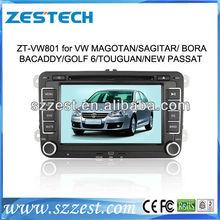 ZESTECH Touch Screen Car DVD GPS for VW GOLF6 CAR DVD GPS RADIO NAVIGATION