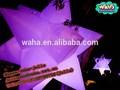 de la boda colgantes decoración estrellas inflable con luz led