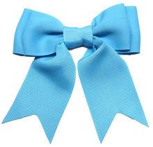 Pre made grosgrain cheering bow