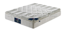 Sweet cuddle,5 zones spring mattress,memory foam,bamboo fabric pillow top