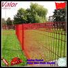 PVC coated Double Loop Decorative Garden Fence