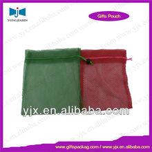 mesh bag drawstring for packing factory