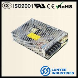 350w DIN rail switch mode power supply