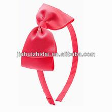 ribbon bow hair band women accessories china