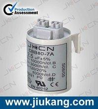 Motor Run CBB80,CBB 12uf 250v motor capacitor using for celling light