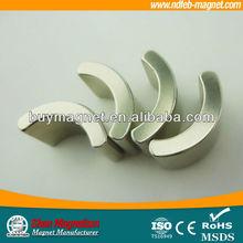 rare earth permanent magnetic neodymium generator magnet for sale