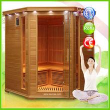 sauna+en+casa,glass small sauna room for whole body,dry infrared sauna house