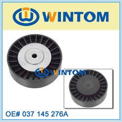 vw auto engine belt tension device 037 145 276A