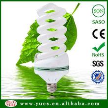 yiwu futian market sell full spiral cfl lamp