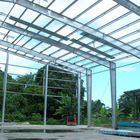 Common used roofing steel truss