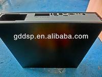 micro atx pink computer case