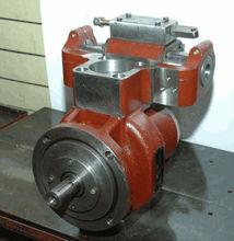 Piston pump 190 L/min, 1500 rpm