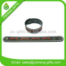 Custom Made Rubber Wristband/Bracelet