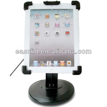 Rotating display holder/stand/rack for Retail shop tablet/ipad