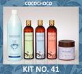 Cocochoco trattamento brasiliano della cheratina kit no. 41
