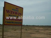 Residential Land Plot @ Us$ 1 per Sqft