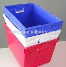 Plastic Corrugated Container, Plastic Corrugated Box