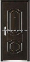 hot sale plain steel door