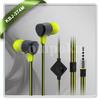 colorful cute design cheapest earphone