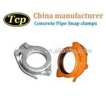 Concrete Pipe DN150/DN125/DN100 Metal Snap Clamp