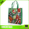 PET non woven tote gift bag with heat sublimation printing